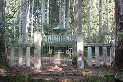 平泉寺墓地