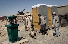 (noah.milla) Tags: afghanistan soldiers fob ussoldiers ghazni latrines forwardoperatingbase afghanworkers