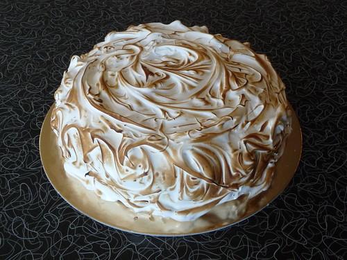 Jenny Bakes Cakes: Lemon Meringue Cake