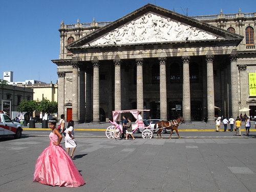Quinceanera in Guadalajara