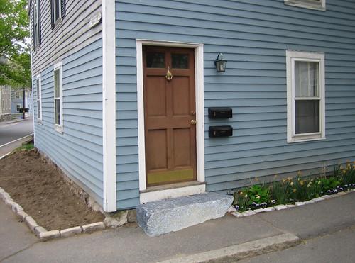 photoshopped doorstep