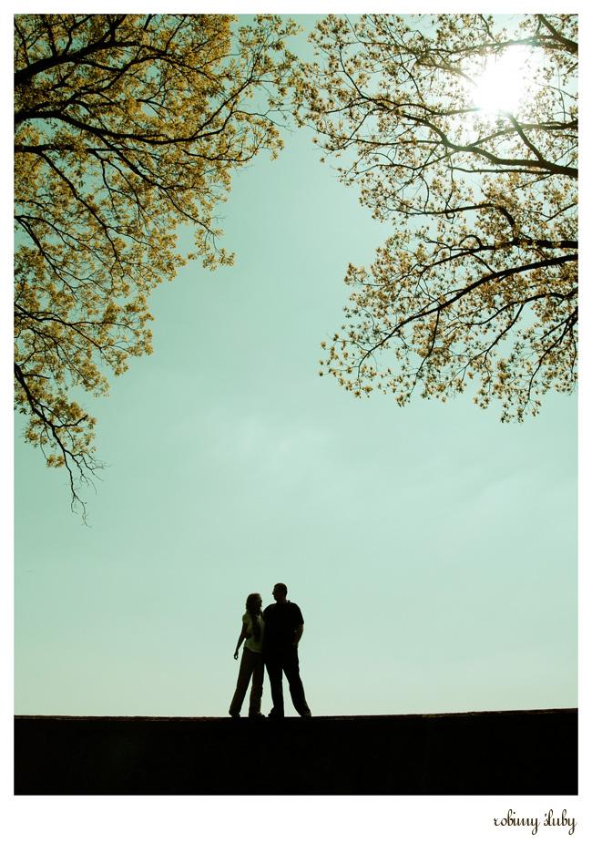 Anna & Marcin – zdjęcia zaręczynowe