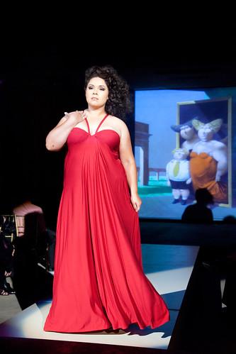 Eduardo Lucero fashion show MoLAA spring gala 2009