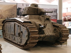 Char B-1 Bis (Megashorts) Tags: uk french army war tank military wwii olympus renault armor dorset ww2 vehicle inside bis e3 fighting char armour armored zuiko 2009 tankmuseum b1 armoured zd 1454mm bovingtontankmuseum bovingtonmuseum