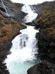 Kjosfossen (biren poh) Tags: norway bergen scandinavia flam