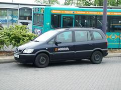 Arriva Driver Transport