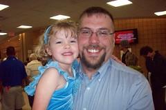Amelia & Daddy