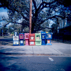 Newspapers - 27Feb09, New Orleans (USA)