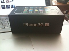 New iPhone 3GS