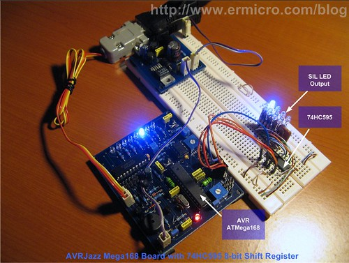 Using Serial Peripheral Interface (SPI) Master and Slave with Atmel AVR Microcontroller (1)