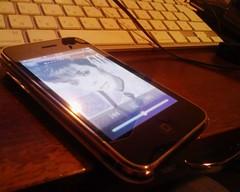 iphone3GSにしたよ