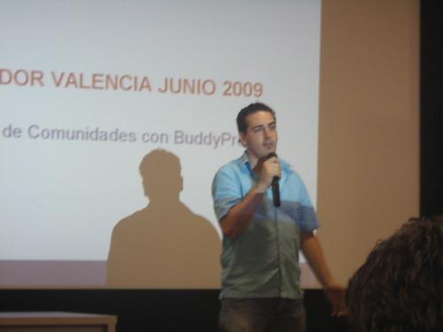 Juan Ramón Vidal iniciador junio