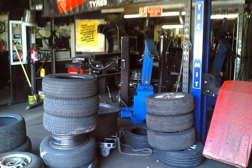 Project 365 #183: 020709 I'm Feeling Tyred