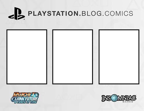 RCF Comics Template