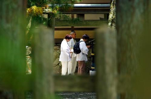 pilgrims, koya-san