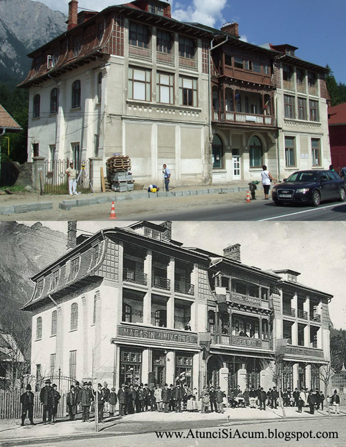 Busteni - Marele Hotel Caraiman