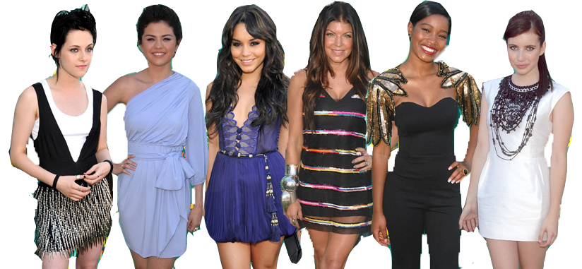 teen choice 2009 best dressed
