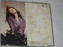 原裝絕版 1993年 4月23日 中森明菜 AKINA NAKAMORI THE VERY BEST OF AKINA YOUR SELECTION  CD 原價 3000YEN 中古品 3