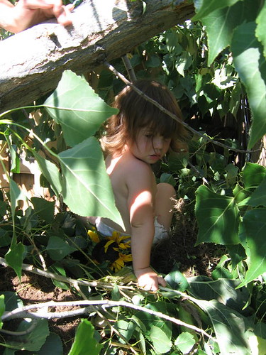"Peelu aka ""Baby Carrie Ingalls"""