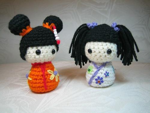 Amigurumi Kokeshi Doll Pattern : Amigurumifriendsstudio's most interesting flickr photos picssr