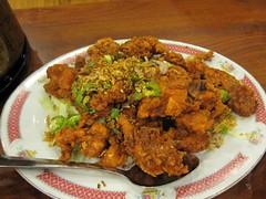 bo bo garden - spicy pork spare ribs