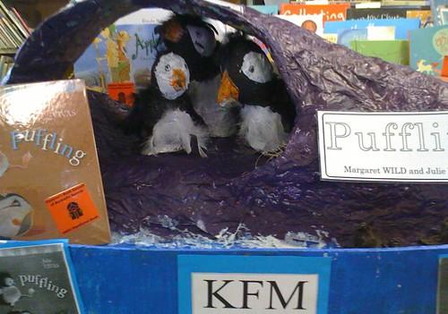 Puffling by KFM