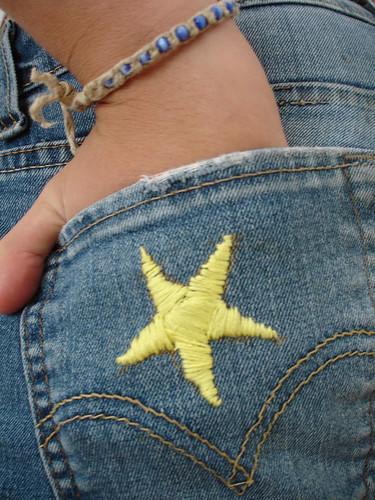 star on pocket