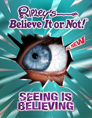 Ripley's Believe It or Not! Seeing is Believing