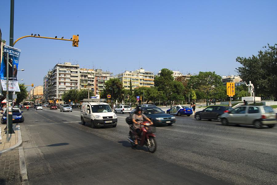 Thessaloniki / Saloniki  / Grecja 2009