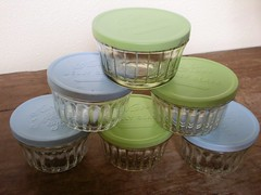New Life for Vintage Jelly Jars