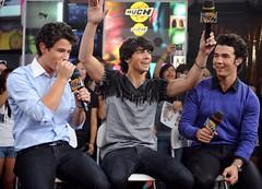 Jonas Brothers (Love. Ashlee <3) Tags: music canada kevin brothers nick joe much jonas toronoto