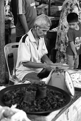 (Gp Teo) Tags: wet market mango malaysia terengganu       kedaipayang