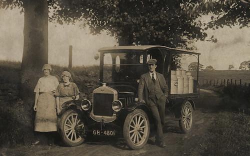 Andrew Calderwood,1925.