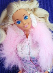Superstar 1988 (Chicomttel) Tags: 1988 barbie superstar mattel inc