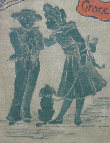 1893: Boy, Girl and Dog