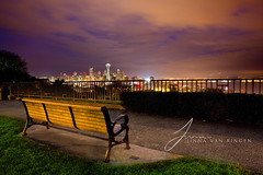 Seattle (Jinna van Ringen) Tags: park usa washington kerry spaceneedle kerrypark seatte seattleskyline