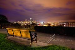 Seattle (Jinna van Ringen) Tags: park usa washington kerry spaceneedle kerrypark seatte seattleskyline chanderjagernath jagernath jagernathhaarlem