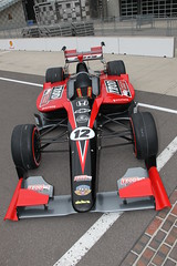 #12 for 2012 (IZOD IndyCar Series) Tags: car design technology chassis 2012 indycar dallara