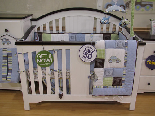 Crib we ordered