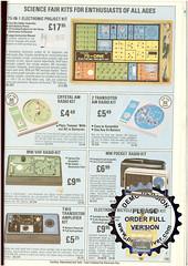 Tandy 1981(22) (gusset) Tags: toys retro electronics 1981 catalogue hifi tandy microcomputer