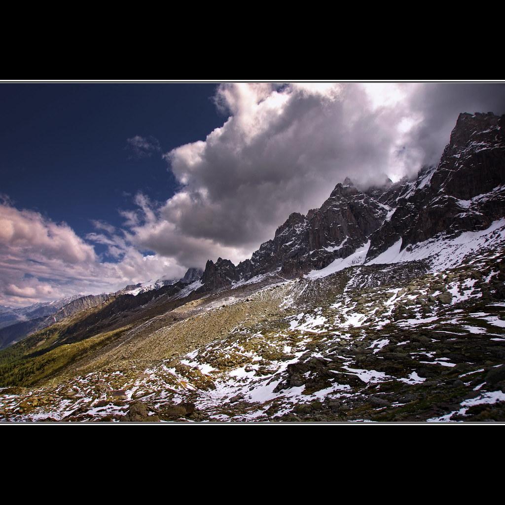 Plan de l'Aiguille - Monte Bianco