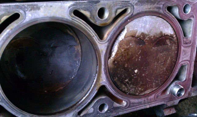 Need Help! #7 cylinder ringland broke - LS1TECH - Camaro and