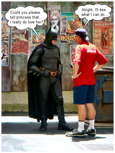 Warner Bros. Movie World: Batman