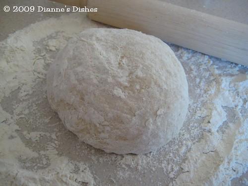 Cinnamon Buns: Dough
