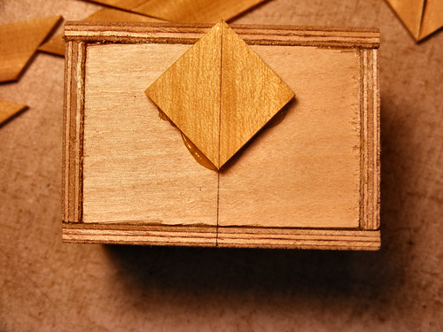 Making a Tiny Sq Box #8