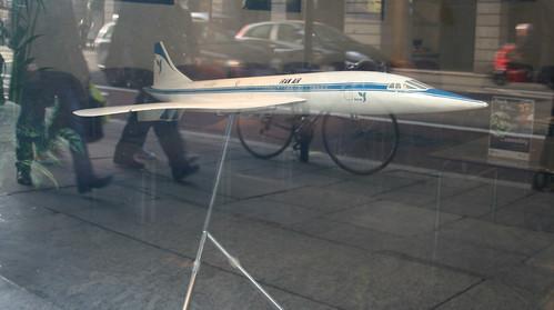 Iran Air Concorde - 1
