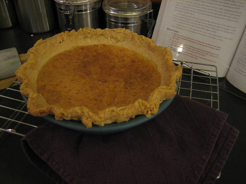 Homestead Chess Pie
