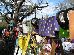 Mardi Gras Ladders