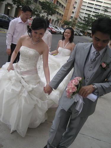 Terence & Dora's Wedding