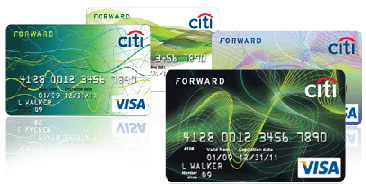 Citi Forward credit card